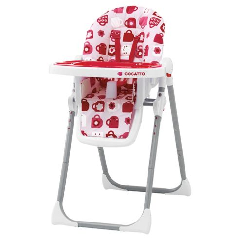 Cosatto Noodle Highchair,Tea Party