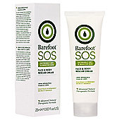 Barefoot SOS Face & Body Rescue Cream 25ml