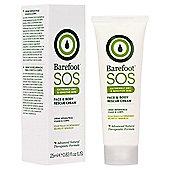 Barefoot SOS Face & Body Rescue Cream 25ml