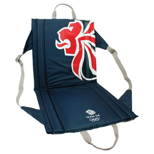 Highlander Stadium Seat, Team GB London 2012 Lion Head Emblem