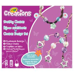 Crayola Creations Sparkly Charms Kit