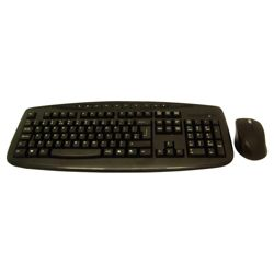 Technika TKDS211 Wireless Desket (Keyboard and Optical Mouse)
