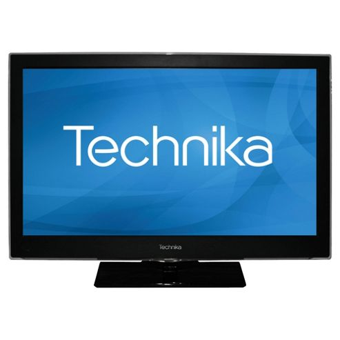 Technika 24-E242COM 24 Inch Full HD 1080p LED TV / DVD Combi With Freeview
