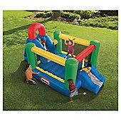 Little Tikes Jump N Double Slide Bouncer
