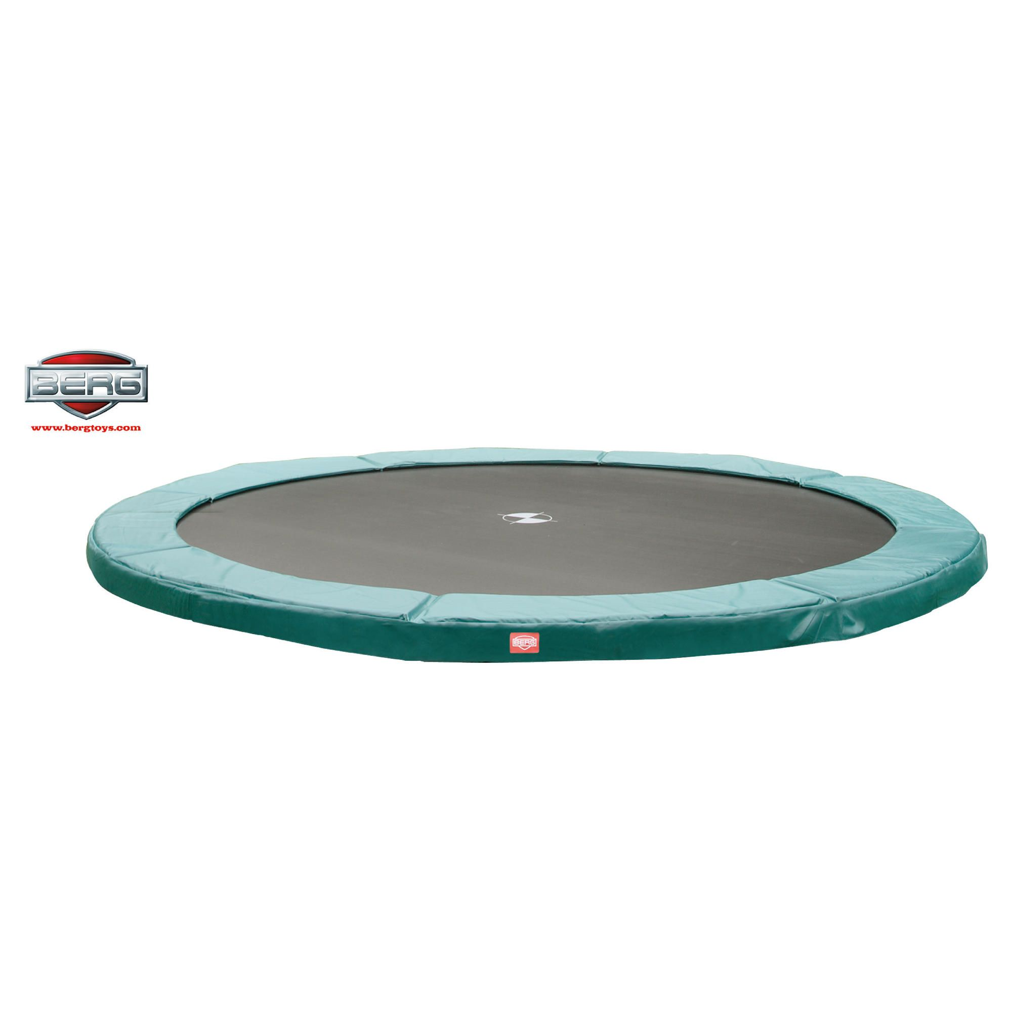 Berg 9ft In-ground Trampoline at Tesco Direct