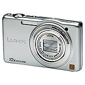 "Panasonic SZ1 Digital Camera 3"" LCD, Silver"