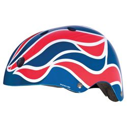 London 2012 Olympics Team GB BMX Helmet