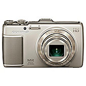 "Olympus SH25 Digital Camera, Silver, 16MP, 12.5x Optical Zoom, 3"" LCD Screen"