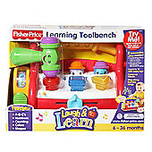 Fisher-Price Laugh and Learn Toolbench