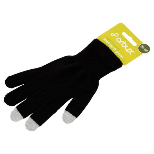 iGloves Touchscreen Gloves Universal Black