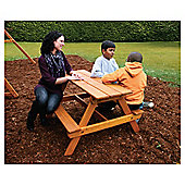 Selwood Wooden Picnic Table