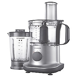 Kenwood FPP225 Food Processor, Silver