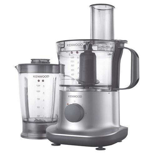 Kenwood Food Processor, FPP225, 750W - Silver
