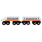 Carousel Hi Speed Loco Wooden Toy