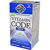 Garden Of Life Vitamin Code Mens Formula 120 Capsules