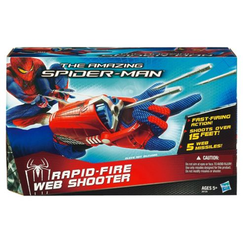 The Amazing Spider-Man Rapid-Fire Web Shooter