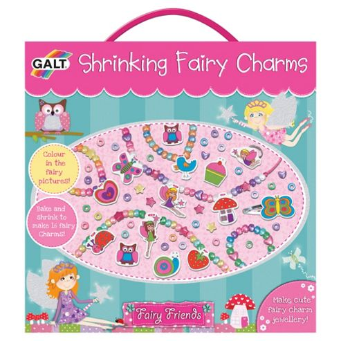 Fairy Friends Shrinking Fairy Charms