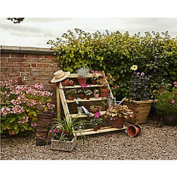 buy stowford step planter from our planters range. Black Bedroom Furniture Sets. Home Design Ideas