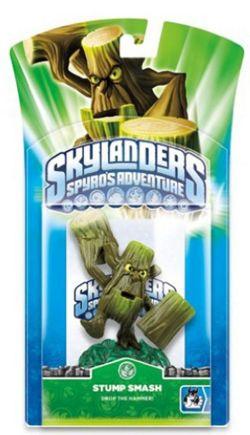 Skylanders - Single Character - Stump Smash