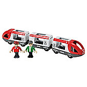 Brio Travel Train Wooden Toy