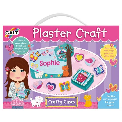 Crafty Cases Plaster Craft Kit