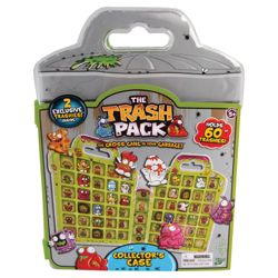 The Trash Pack Collector's Case with 2 Trashies