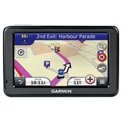 Garmin nuvi 2455 with full European mapping
