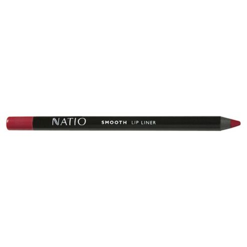 Natio Smooth Lip Liner Scarlett
