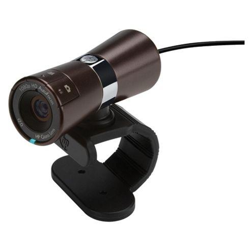 HP HD- 4110 13MP Full 1080 HD Webcam with Microphone