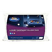 Silentnight Luxury Deep Sleep Pillow 2PK..