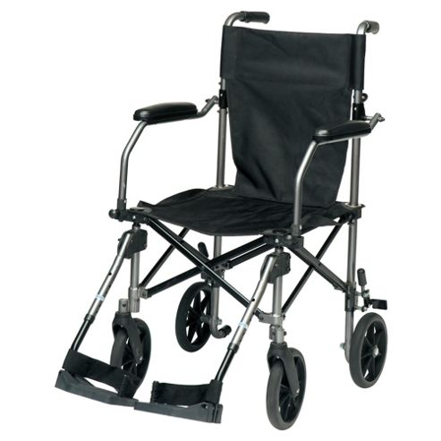 Adaptable DS Wheelchair In a Bag