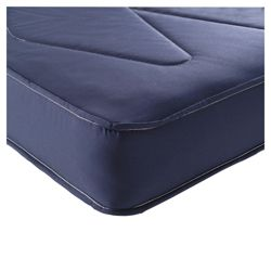 Airsprung Essentials Kids Single Waterproof Anti Dust Mattress Navy