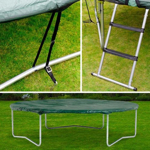 Plum Accessory Kit for 10ft Trampoline