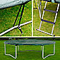 Plum 10ft Trampoline Accessory Kit