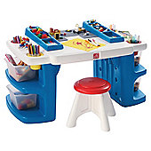 Build & Store Block & Activity Table