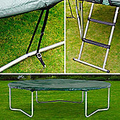 Plum 12ft Trampoline Kit