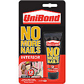 UniBond No More Nails Interior Mini Tube 40ml