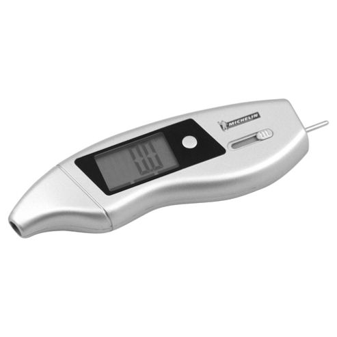 Michelin Digital Tyre Pressure & Depth Gauge