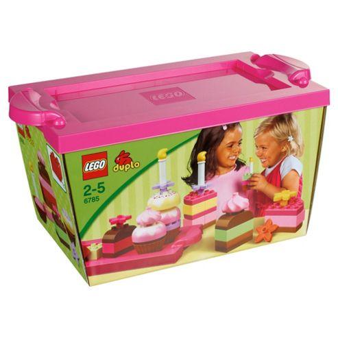 Lego Duplo Creative Cakes Bucket 6785
