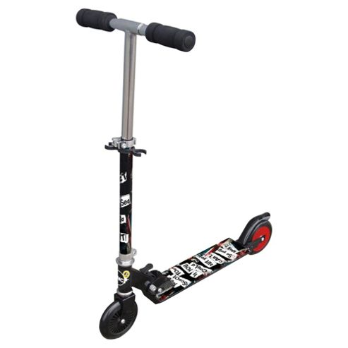 Zinc Punkd 2-Wheel Scooter