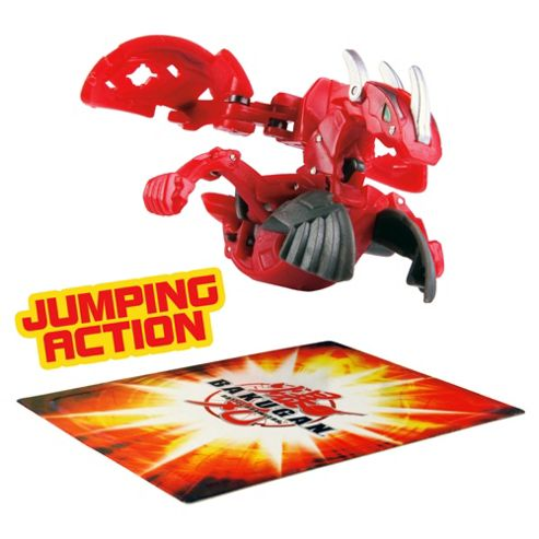 Bakugan Sky Raiders Red Fusion