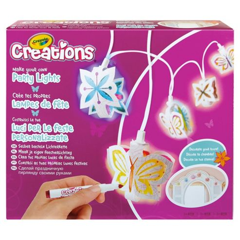 Crayola Creations Party Lights