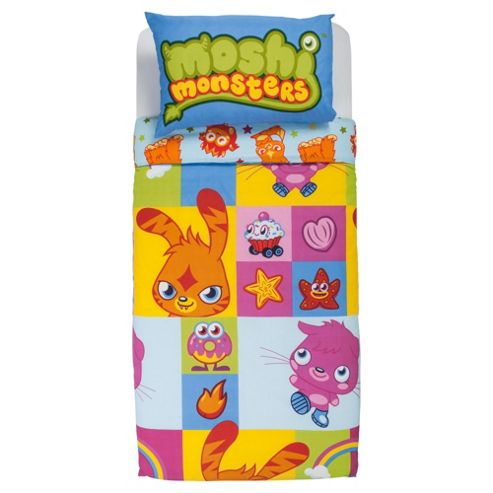 Moshi Monsters Duvet Cover Set