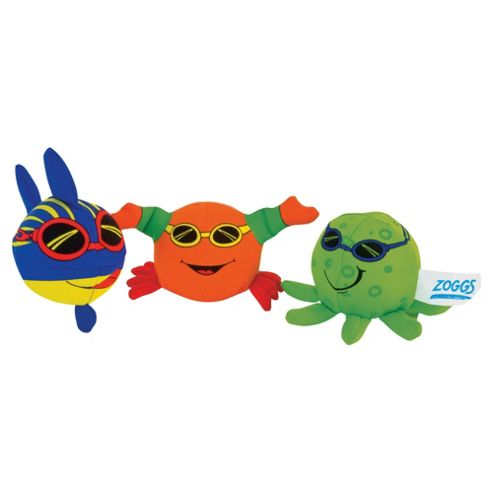 Zoggs Zoggy Stage 1 Soft Pool Toys