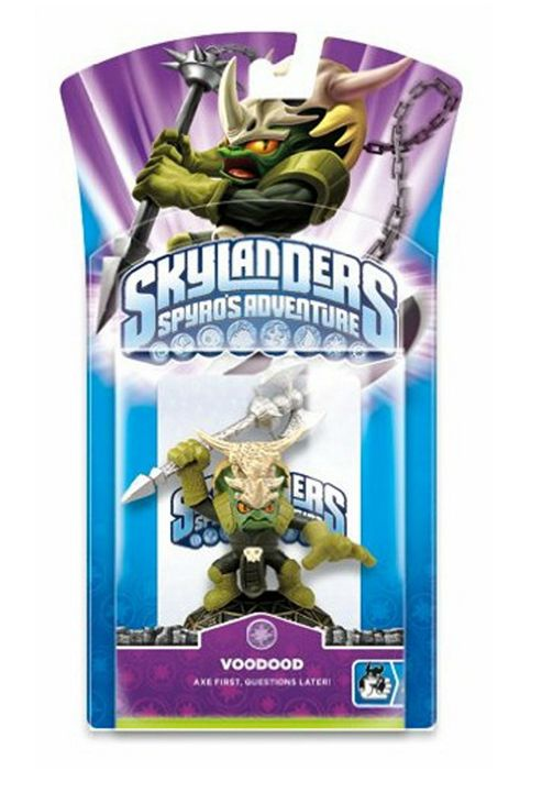 Skylanders - Single Character - Voodod
