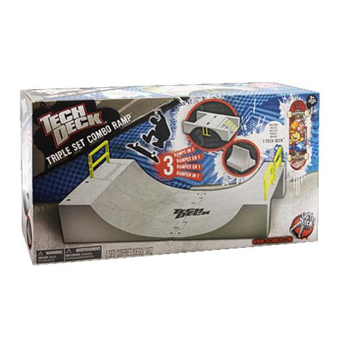 Spin Master Tech Deck Triple Street Set