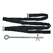 Plum Anchor Kit, Plastic