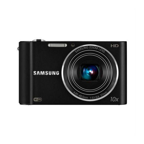 Samsung Camera ST200F Digital Camera, Black, 16.1MP, 5x Optical Zoom, 3.0 inch LCD Screen