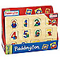 My First Paddington Peg Puzzle Wooden Toy
