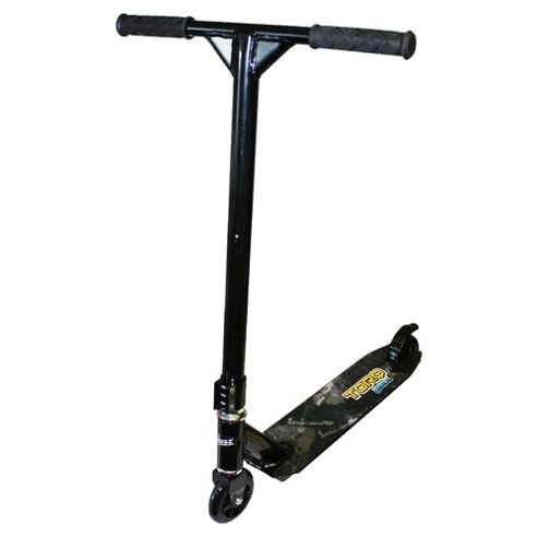 Ozbozz Torq Scooter Black